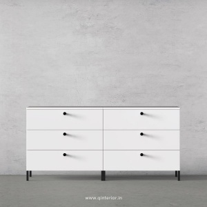 Stable Chest of Drawer in White Finish – COD001 C4