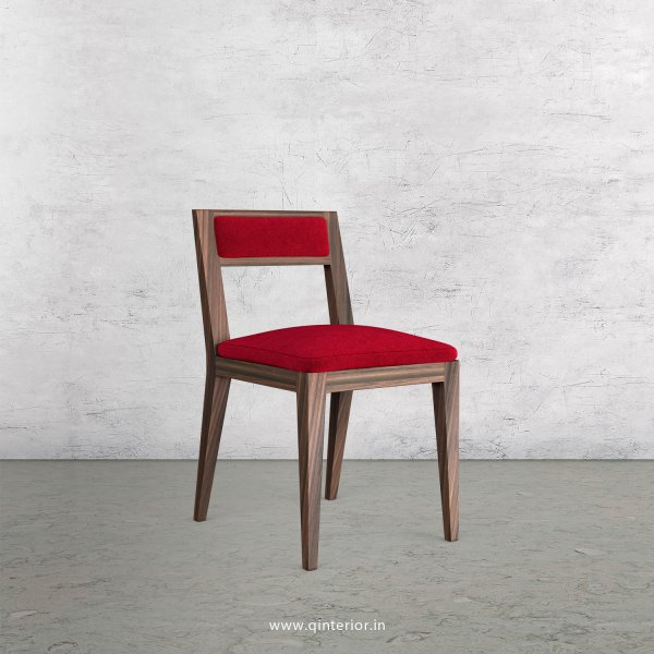 Lath Dining Chair in Velvet Fabric - DCH003 VL08