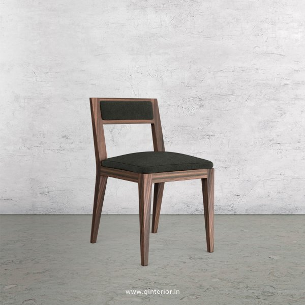 Lath Dining Chair in Velvet Fabric - DCH003 VL15