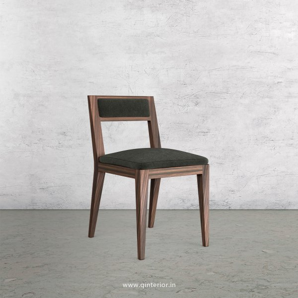 Lath Dining Chair in Velvet Fabric - DCH003 VL07