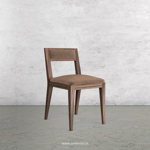 Lath Dining Chair in Velvet Fabric - DCH003 VL02