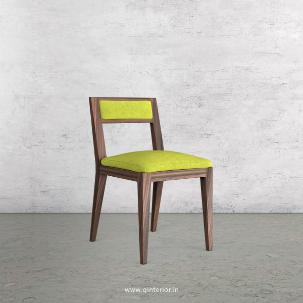 Lath Dining Chair in Velvet Fabric - DCH003 VL10