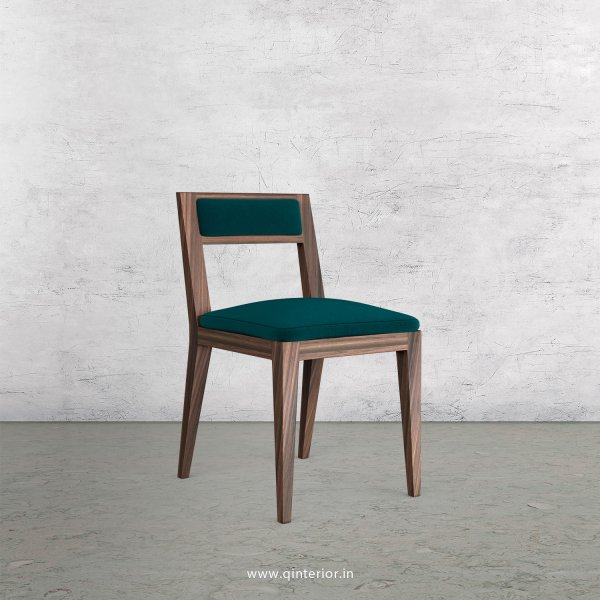 Lath Dining Chair in Velvet Fabric - DCH003 VL13