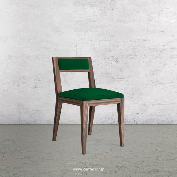 Lath Dining Chair in Velvet Fabric - DCH003 VL17