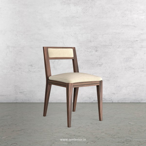 Lath Dining Chair in Velvet Fabric - DCH003 VL01