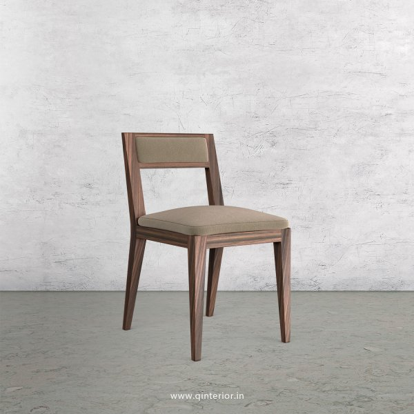 Lath Dining Chair in Velvet Fabric - DCH003 VL12