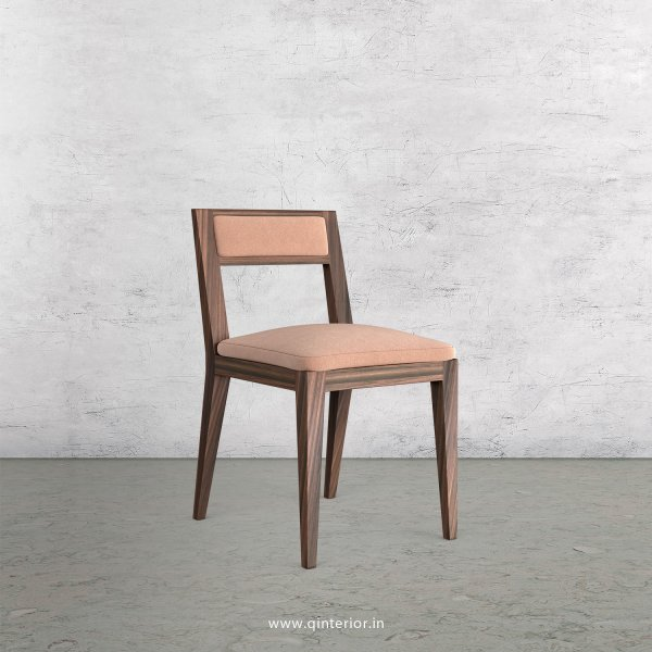 Lath Dining Chair in Velvet Fabric - DCH003 VL16