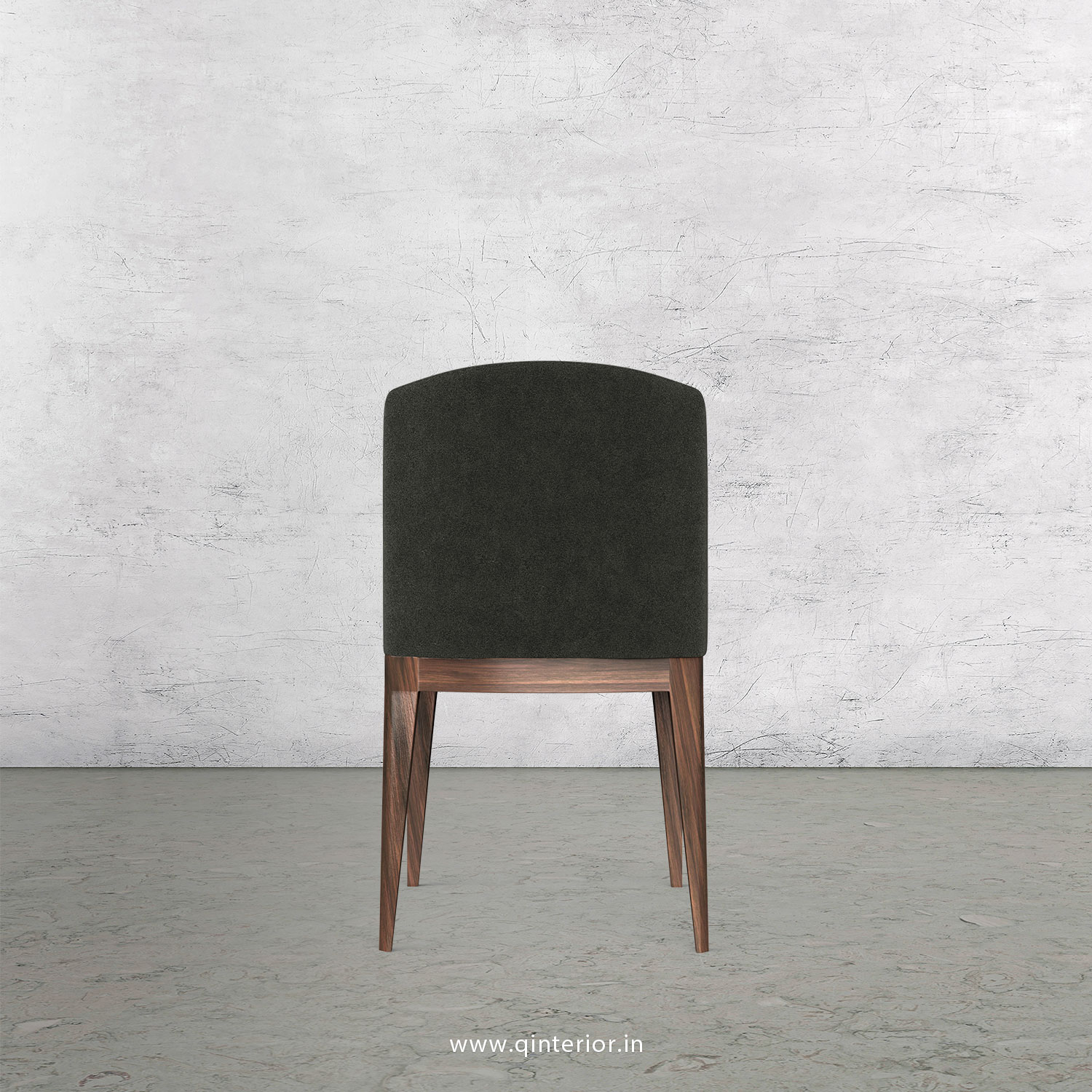 Cario Dining Chair in Velvet Fabric - DCH001 VL15