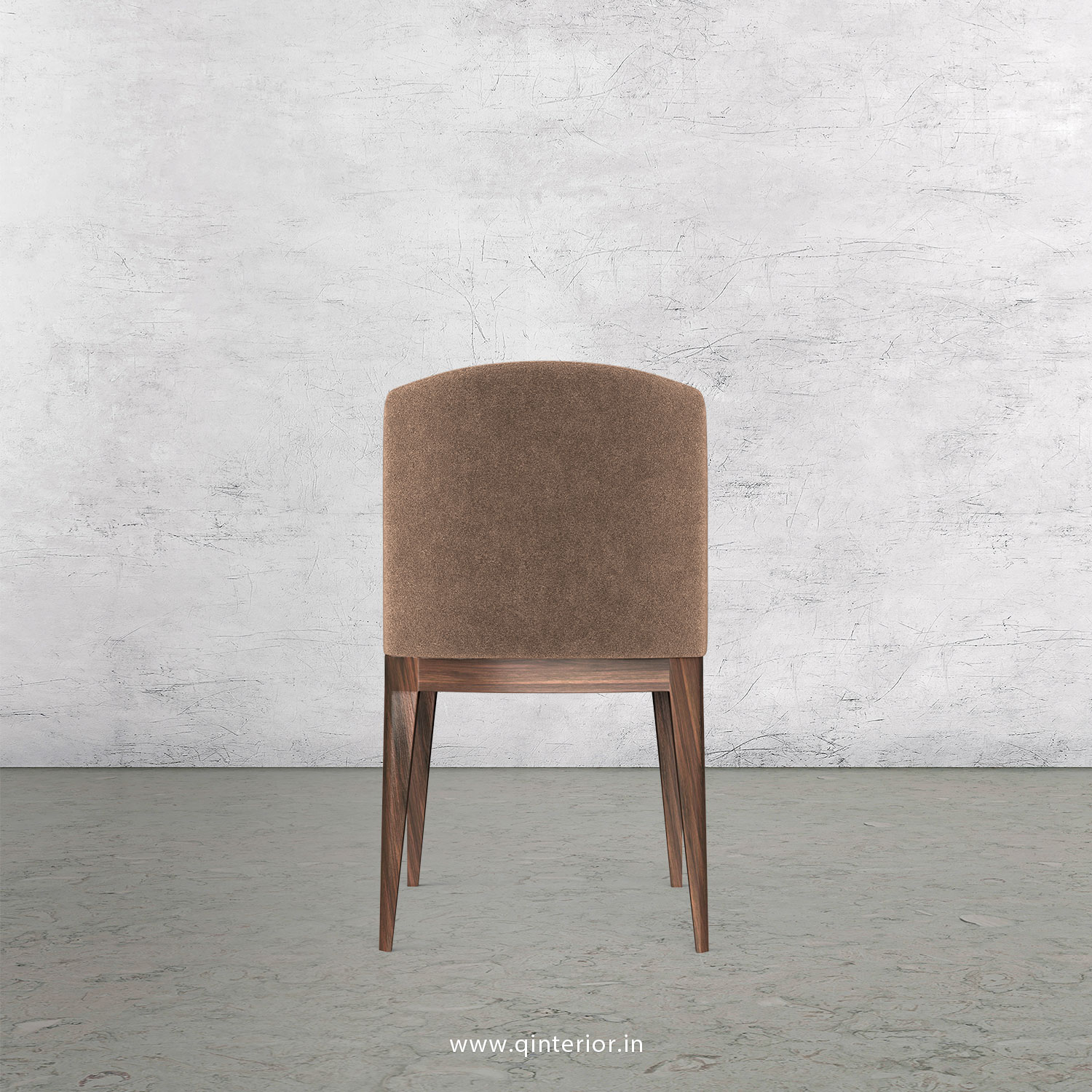 Cario Dining Chair in Velvet Fabric - DCH001 VL02