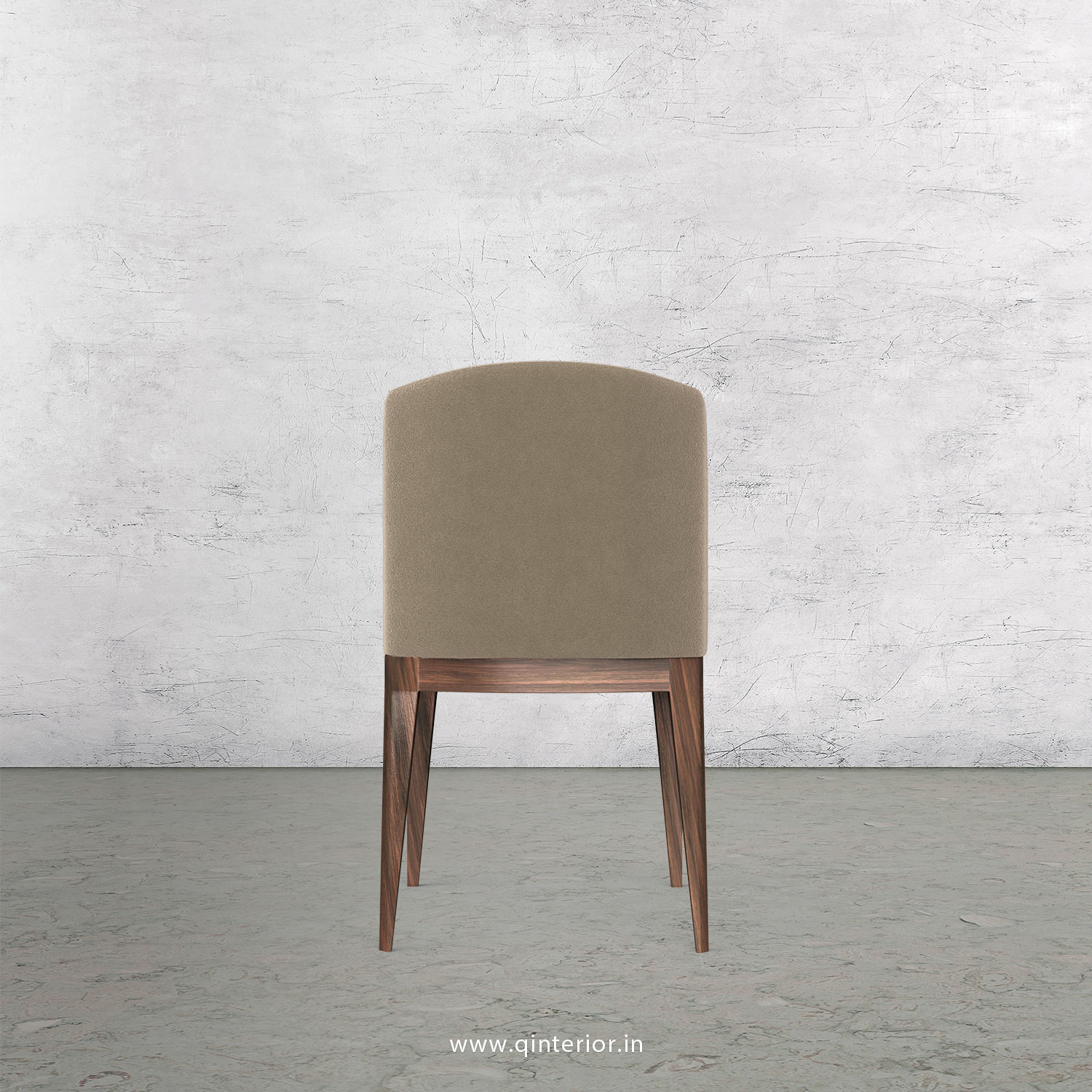 Cario Dining Chair in Velvet Fabric - DCH001 VL12