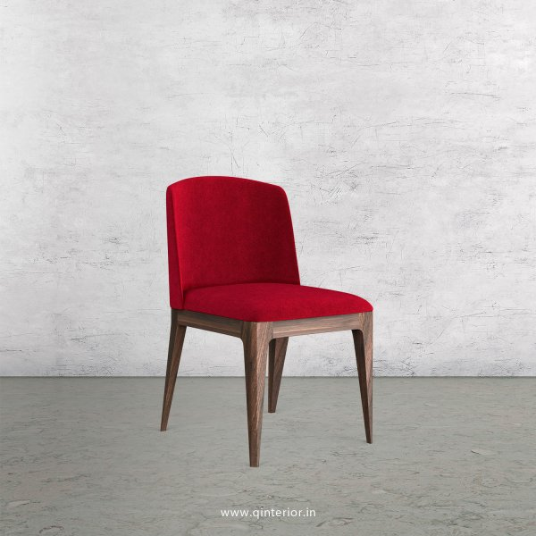 Cario Dining Chair in Velvet Fabric - DCH001 VL08