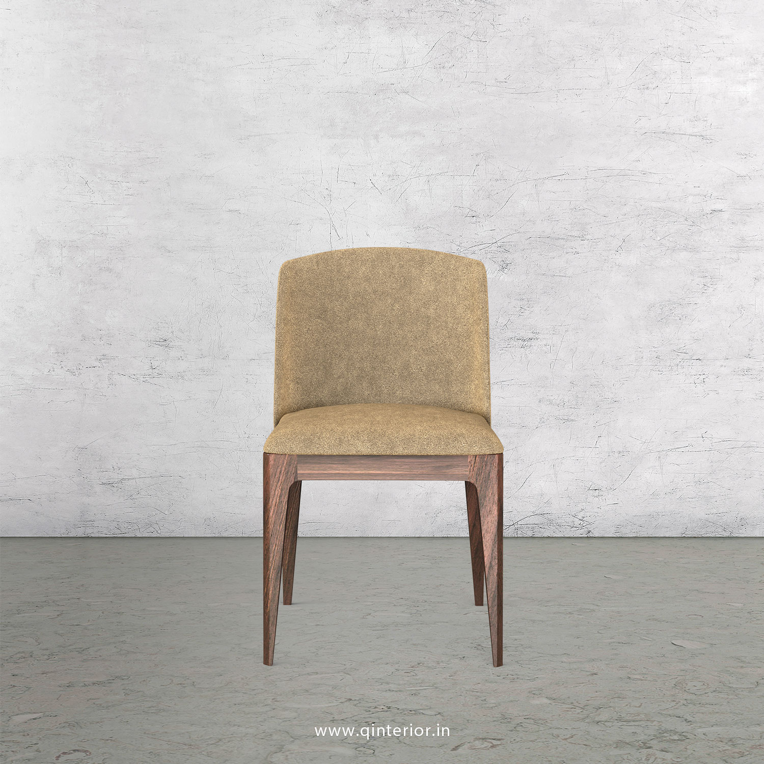 Cairo Dining Chair in Velvet Fabric - DCH001 VL03