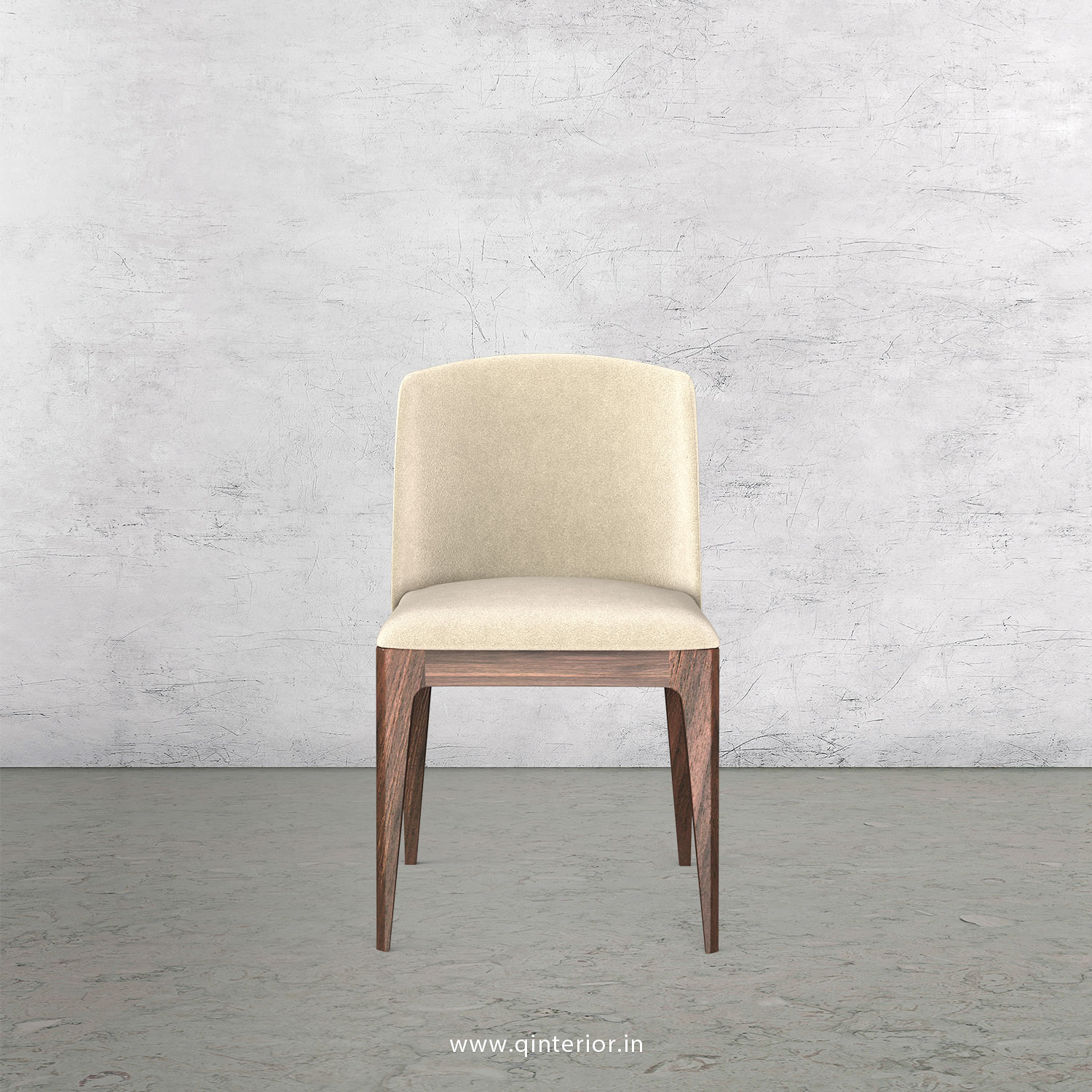 Cario Dining Chair in Velvet Fabric - DCH001 VL01