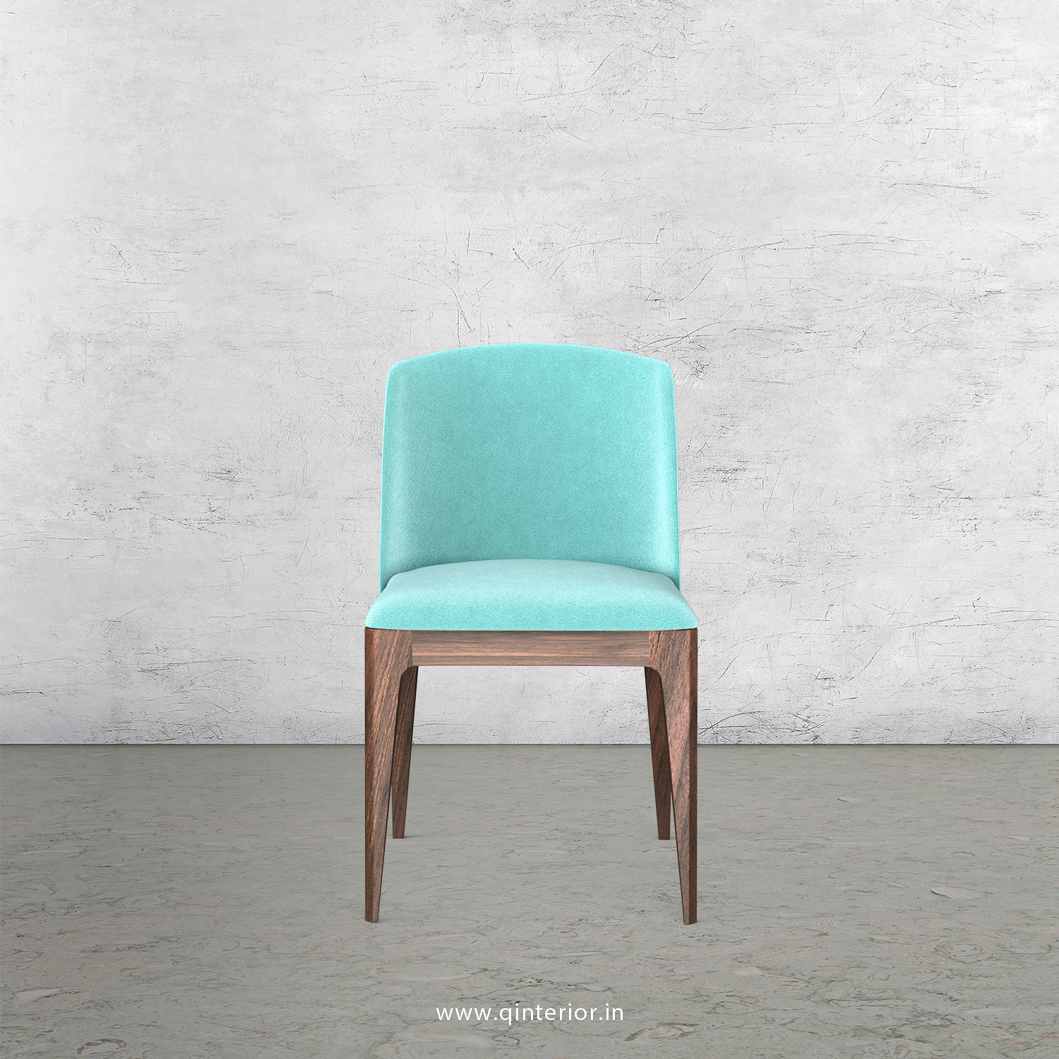 Cario Dining Chair in Velvet Fabric - DCH001 VL14