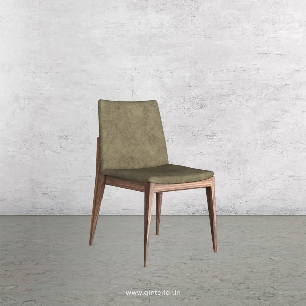 Rio Dining Chair in Fab Leather Fabric - DCH002 FL03