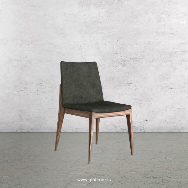 Rio Dining Chair in Fab Leather Fabric - DCH002 FL15