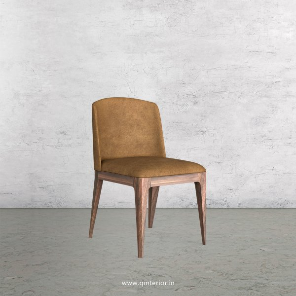 Cario Dining Chair in Fab Leather Fabric - DCH001 FL02