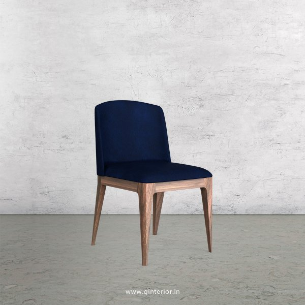 Cario Dining Chair in Fab Leather Fabric - DCH001 FL13