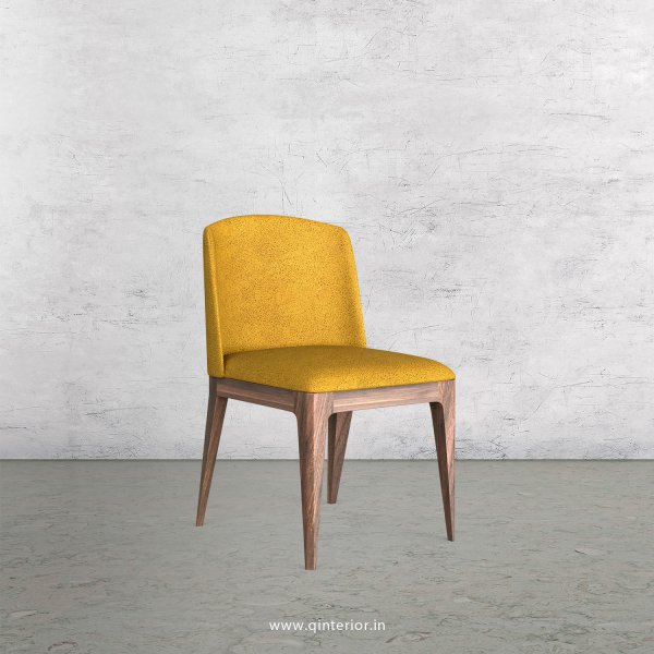 Cario Dining Chair in Fab Leather Fabric - DCH001 FL18