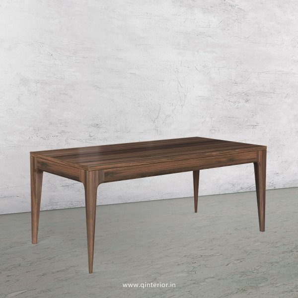 Vienna Dining Table in Walnut Finish - DTB001 C1