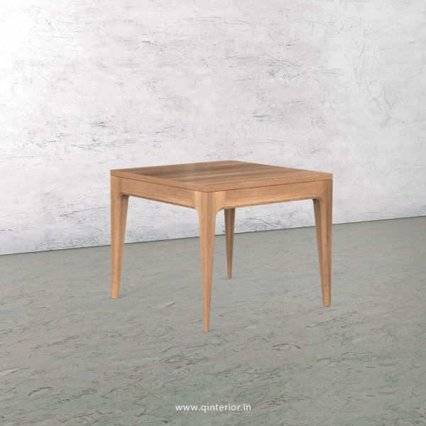 Vienna 2 Seater Dining Table in Oak Finish - DTB001 C2