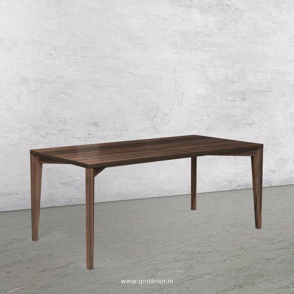 Bistro Dining Table in Walnut Finish - DTB001 C1