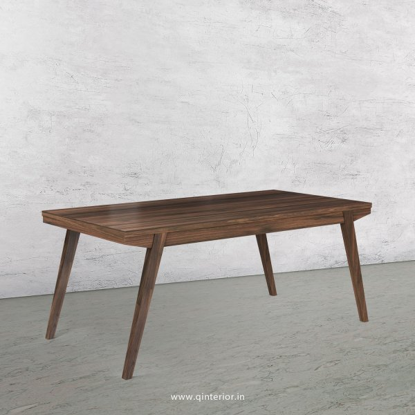Royal Dining Table in Walnut Finish - DTB001 C1