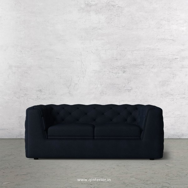ERGO 2 Seater Sofa in Fab Leather Fabric - SFA009 FL05