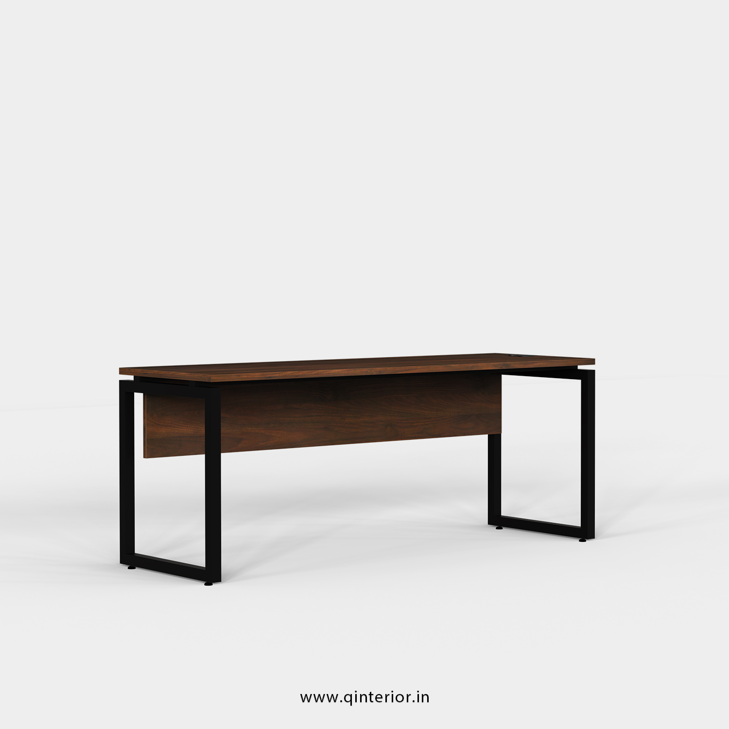 Aaron Executive Table in Walnut Finish - OET001 C1