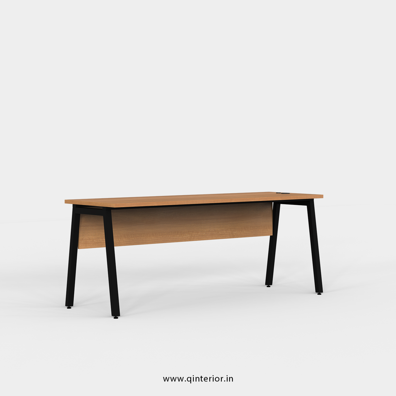 Berg Executive Table in Oak Finish - OET001 C2