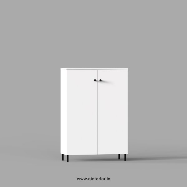 Stable Office File Storage in White Finish - OFS002 C4