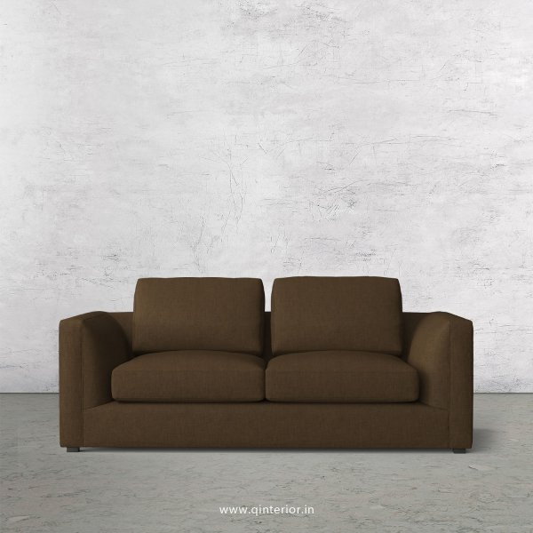 IRVINE 2 Seater Sofa in Cotton Fabric - SFA003 CP10