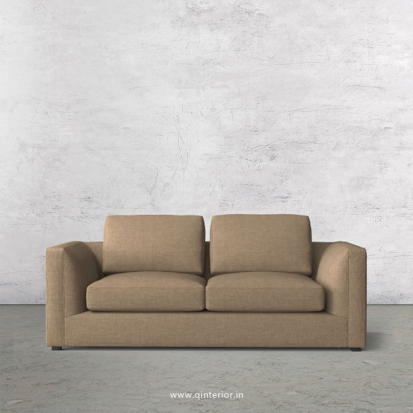 IRVINE 2 Seater Sofa in Cotton Fabric - SFA003 CP08