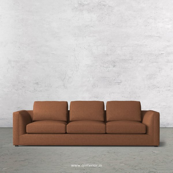 IRVINE 3 Seater Sofa in Cotton Fabric - SFA003 CP22