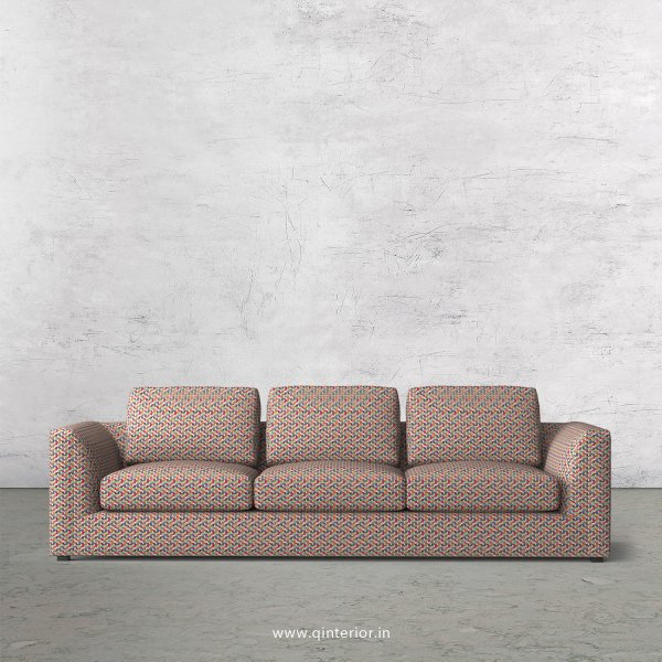 IRVINE 3 Seater Sofa in Bargello Fabric - SFA003 BG09