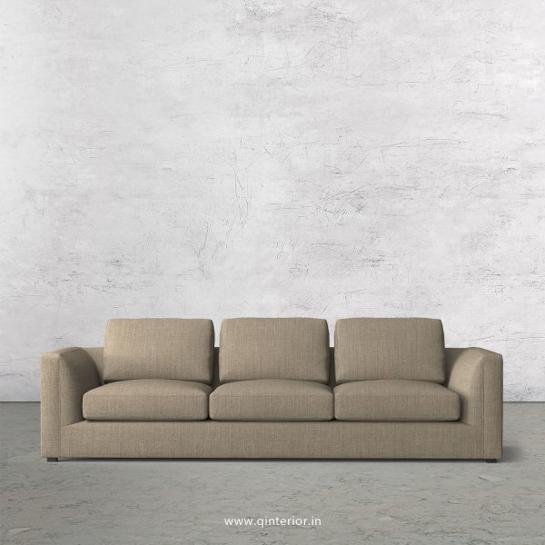 IRVINE 3 Seater Sofa in Cotton Fabric - SFA003 CP01
