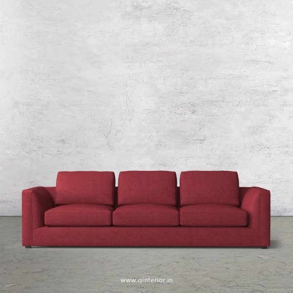 IRVINE 3 Seater Sofa in Cotton Fabric - SFA003 CP24