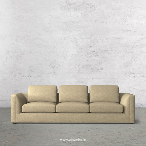 IRVINE 3 Seater Sofa in Cotton Fabric - SFA003 CP05