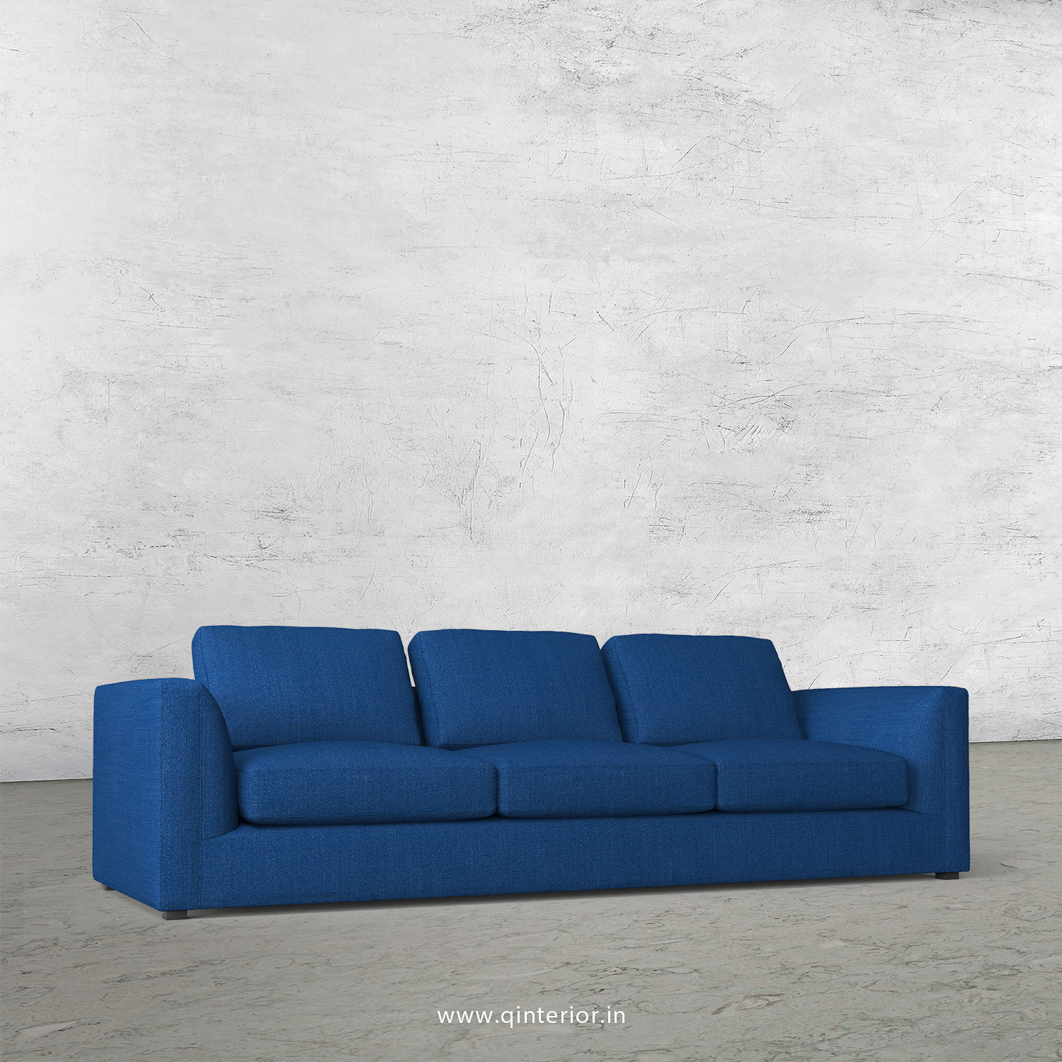 IRVINE 3 Seater Sofa in Bargello Fabric - SFA003 BG07