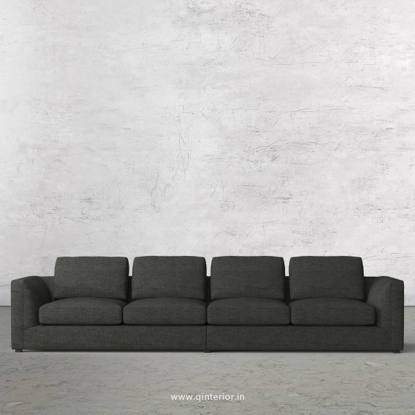 IRVINE 4 Seater Sofa in Cotton Fabric - SFA003 CP09