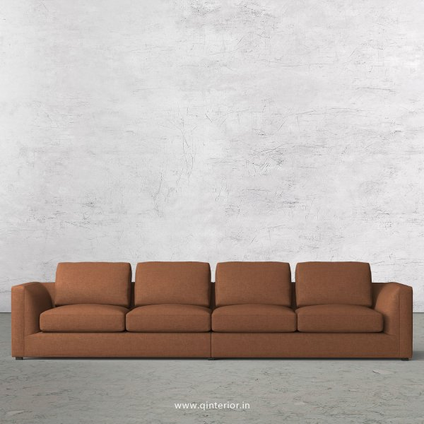 IRVINE 4 Seater Sofa in Cotton Fabric - SFA003 CP22