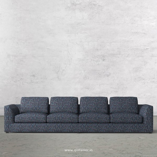 IRVINE 4 Seater Sofa in Bargello Fabric - SFA003 BG05