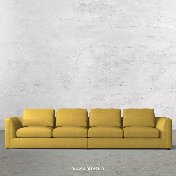 IRVINE 4 Seater Sofa in Cotton Fabric - SFA003 CP19