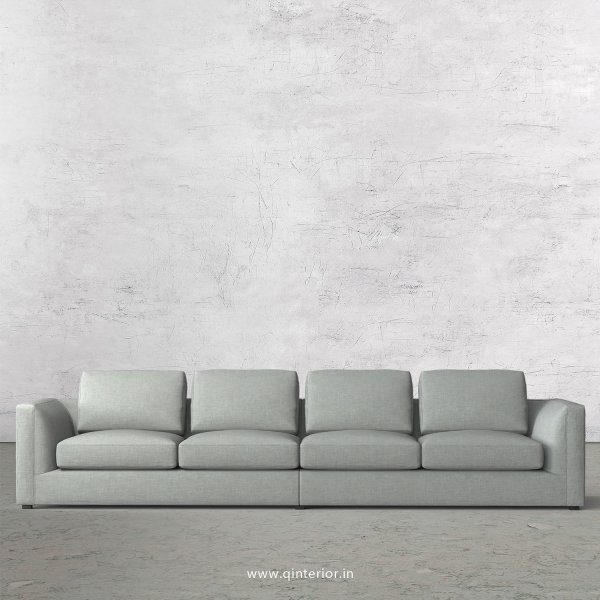 IRVINE 4 Seater Sofa in Cotton Fabric - SFA003 CP13