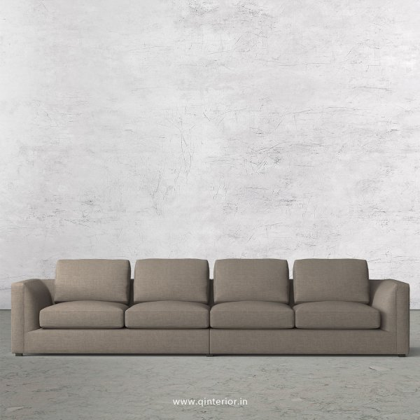 IRVINE 4 Seater Sofa in Cotton Fabric - SFA003 CP11