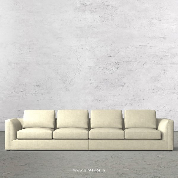 IRVINE 4 Seater Sofa in Cotton Fabric - SFA003 CP03