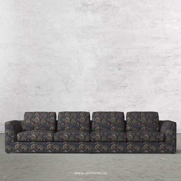 IRVINE 4 Seater Sofa in Bargello Fabric - SFA003 BG01