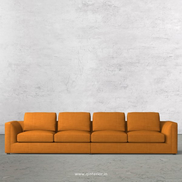 IRVINE 4 Seater Sofa in Bargello Fabric - SFA003 BG02