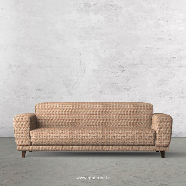 Avana 3 Seater Sofa in Jaquard Fabric - SFA008 JQ32
