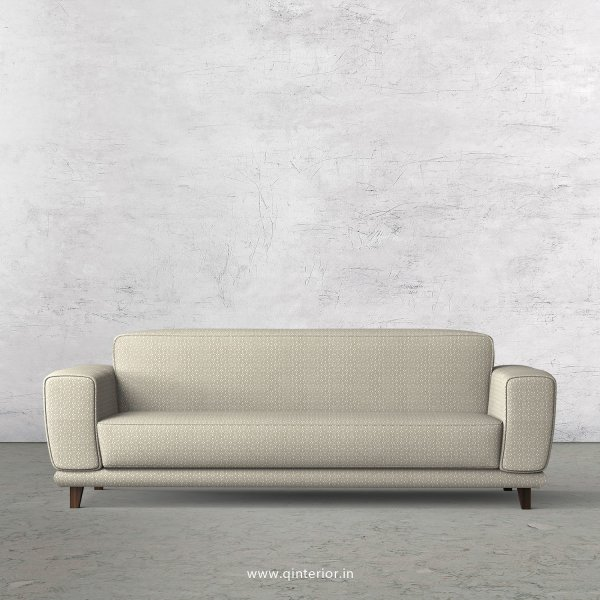 Avana 3 Seater Sofa in Jaquard Fabric - SFA008 JQ37
